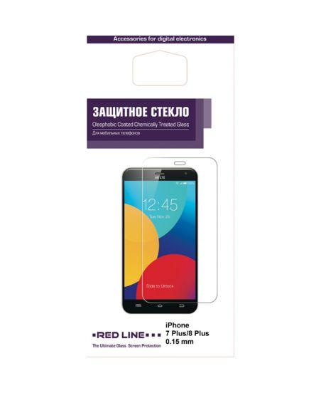 Защитное стекло для iPhone Red Line для iPhone 7/8 Plus Gorilla Glass